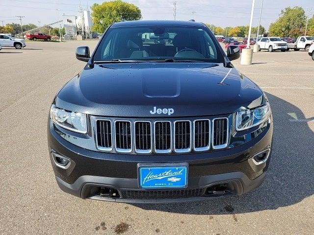 Used 2016 Jeep Grand Cherokee Laredo with VIN 1C4RJFAG6GC421040 for sale in Morris, Minnesota