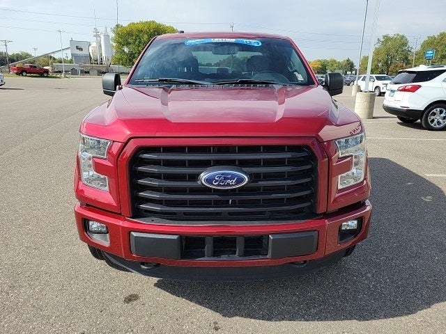 Used 2016 Ford F-150 XL with VIN 1FTEW1EP0GKE20503 for sale in Morris, Minnesota