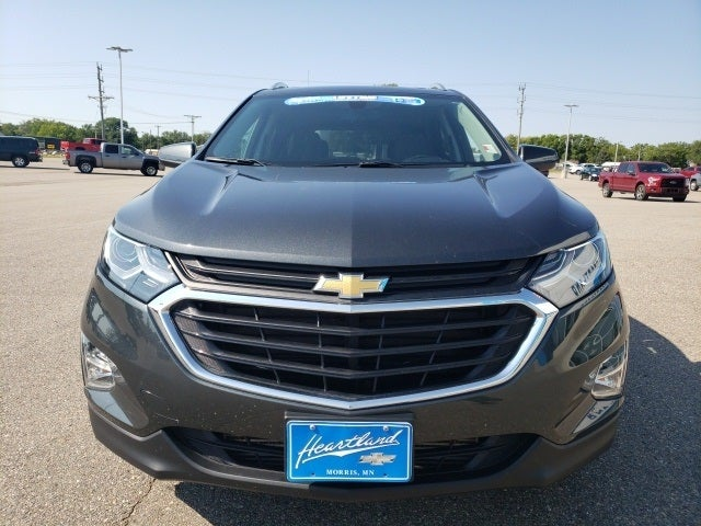 Used 2019 Chevrolet Equinox LT with VIN 2GNAXUEV3K6189076 for sale in Morris, Minnesota