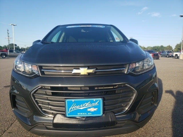 Used 2019 Chevrolet Trax LS with VIN 3GNCJNSB9KL219347 for sale in Morris, Minnesota