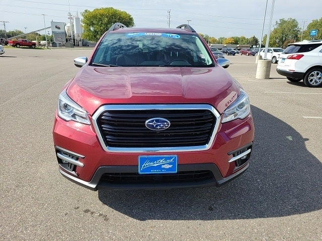 Used 2020 Subaru Ascent Touring with VIN 4S4WMARD3L3407450 for sale in Morris, Minnesota